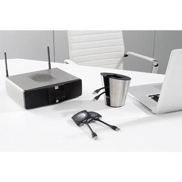 巴可BACRO  可立享ClickShare CSC-1无线演示与协作系统 专业会议环境必备 全功能无线会议系统