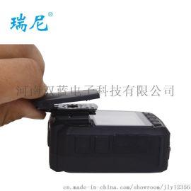 瑞尼A6S防摔视音频记录仪1296P高清红外夜视仪