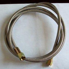 铁氟龙不锈钢编织软管