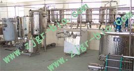 实验豆奶生产系统(GRSM型)