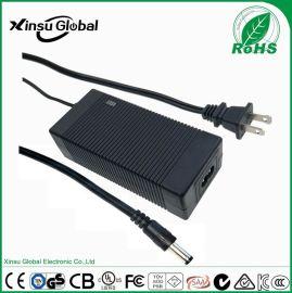 12V4A电源 xinsuglobal 美规FCC UL认证 XSG1204000 12V4A电源适配器