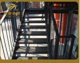 供应大型工程楼梯,定制消防楼梯,铁艺楼梯,钢结构楼梯