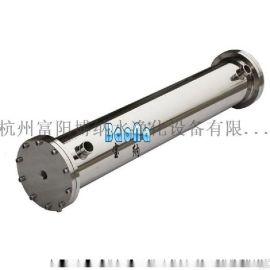 不锈钢RO膜壳(8040)-低压膜壳