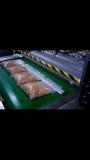 供應1000自動滾動式真空包裝機 傾斜可調大米專用