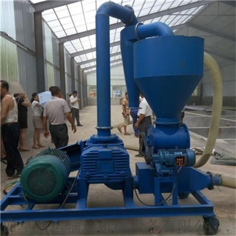 移動全自動吸糧機廠家推薦 羅茨風機氣力吸糧機價值