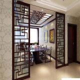 广州厂家供应铝屏风 高端定制酒店装饰铝屏风