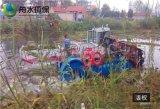 水浮莲收割机械 割草船市场情况 好用的保洁船