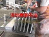 深圳大理石1芝麻灰石材;五蓮花石材