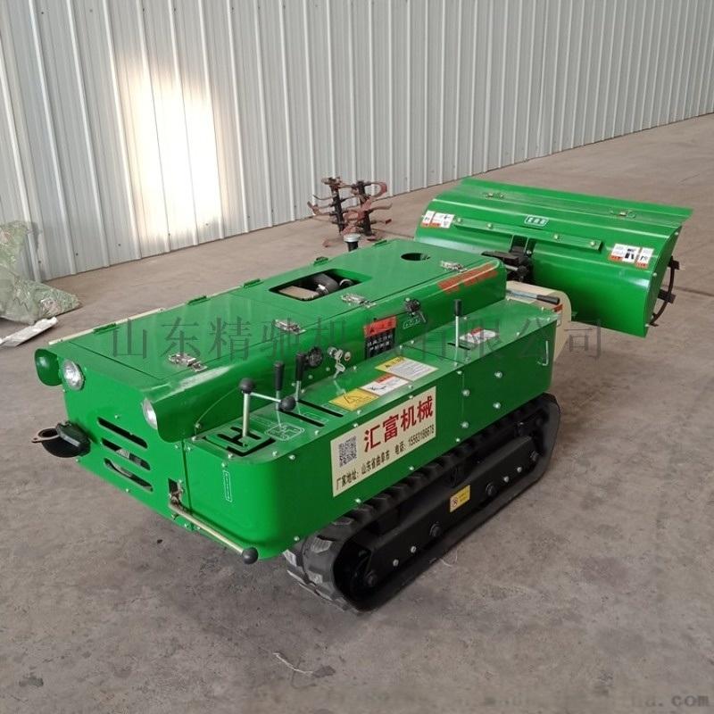 直销新款28马力电启动旋耕机 农田开沟培土机