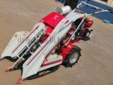 高效新款小麦收割机 柴油汽油两用割捆机