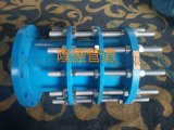 隆盛不锈钢 球墨铸铁可拆式双法兰传力接头 可定制
