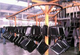 杭州涂装设备厂家供应静电喷涂流水线,粉末涂装流水线