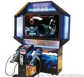 供應幽靈特警二手模擬機二手射擊遊戲機