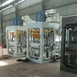 厂家直供免烧液压免蒸设备 全自动水泥砌块砖机