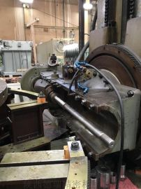 美国G&E 160H涡轮滚齿机
