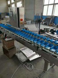 重量分级机厂家 全自动海产重量分选称分级机
