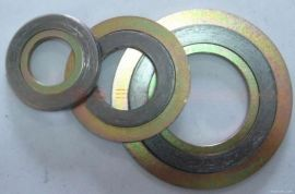 卓瑞密封出口欧盟DIN标准金属缠绕垫片
