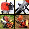 多功能旋耕機 多種輔具快速 換 多功能犁地機