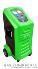 报废车辆制冷剂快速抽取、回收装置