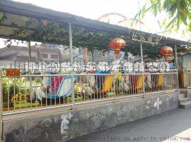 儿童游乐设备丛林骑士公园广场游乐设备