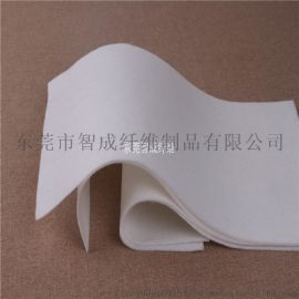 广东江门UL工厂认证针刺毡过滤棉,白色针刺棉毡生产厂家