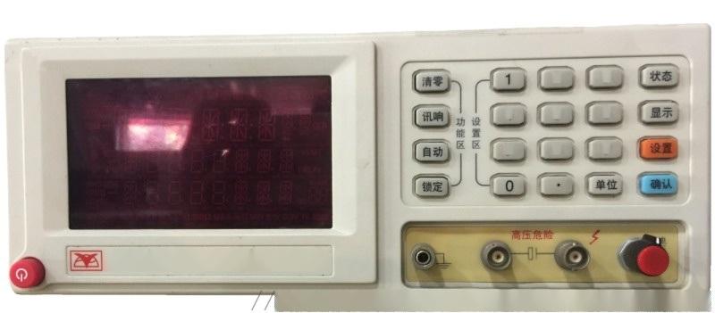 lcr测试仪测电阻 电子元器件 测试设备租赁