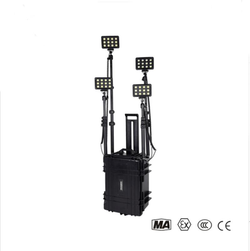 ZAD139便携式移动照明灯 箱式应急灯
