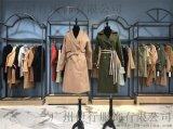 慕引韩版时尚风衣品牌折扣淘宝直播衣服在哪里进货好