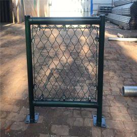 供应球场围栏网 运动场绿色围栏 学校操场护栏网