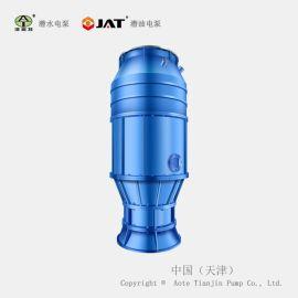 津奥特QZB型潜水轴流泵、混流潜水泵、雪撬式潜水泵