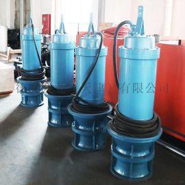 天津德能泵业大功率QZB潜水轴流泵的铁芯损耗