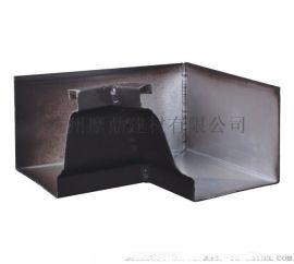 金属屋面装饰彩铝檐槽落水系统