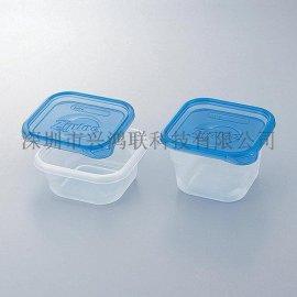 兴鸿联【厂价直销】PP聚丙烯密封盒半透明有刻度可冷冻保存可微波加热
