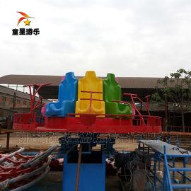 室外大型游乐设备 冲浪旋艇童星游乐厂家可定制
