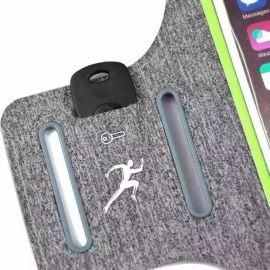 高端萊卡料手機臂帶 跑步手機臂包