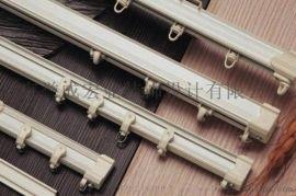 北京家庭布艺窗帘定做安装窗帘杆轨道维修电动窗帘