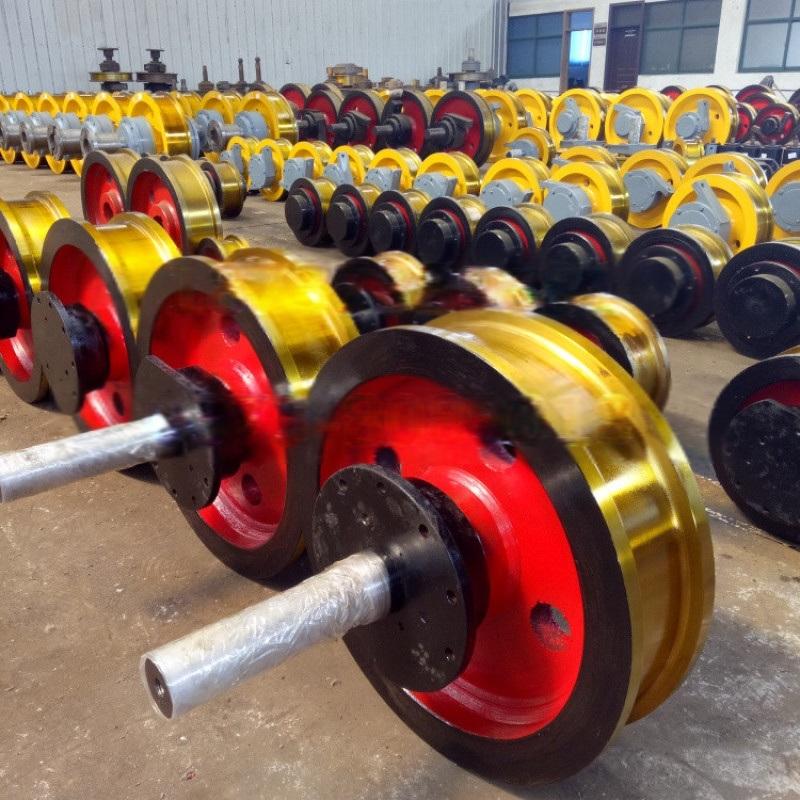 800×200双边车轮组 型号齐全车轮组支持定制