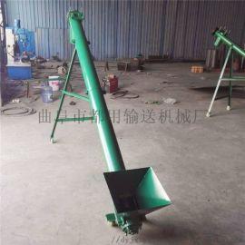 小管徑提升機加工 粉料灌倉螺旋輸送機LJ