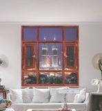 65系列隔音隔熱雙平開窗紗一體窗