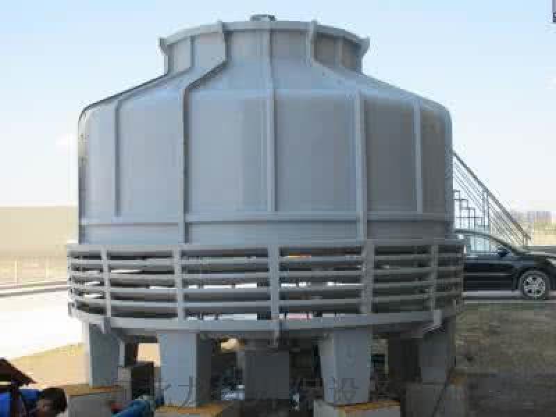 耐高温机械通风圆形逆流式冷却塔 湿式冷却塔