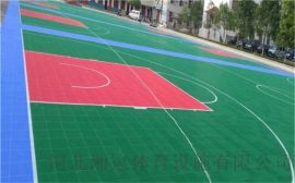 陝西省寶雞籃球場懸浮地板到底可以用幾年