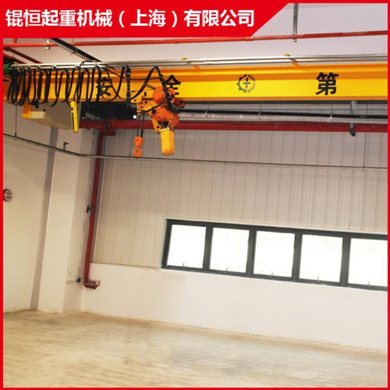 单梁起重机 单梁行车 悬挂起重机 上海起重机厂
