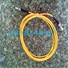 厂家供应ST光纤跳线 光纤活动链接头