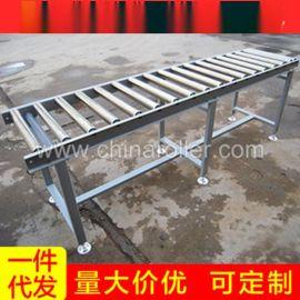现货** 深圳无动力滚筒输送机 滚筒螺旋输送机 小型滚筒输送机
