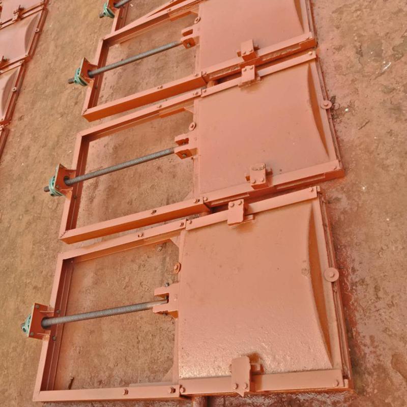机闸一体式方闸门 ,机闸一体式铸铁方闸门尺寸