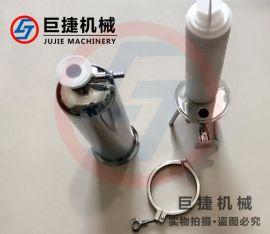 厂家直销单联过滤器-不锈钢过滤器-单筒过滤器