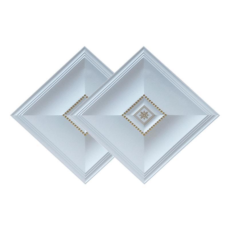 铝扣板厂家定制压花冲孔吊顶铝扣板规格医院装饰