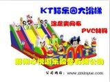 2015新款KT猫充气大滑梯18-10