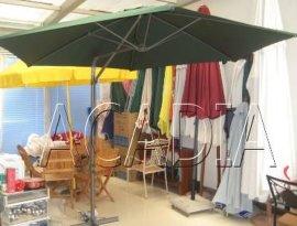 圓形扳手傘, 庭院傘, 戶外太陽傘(AC-U1307)