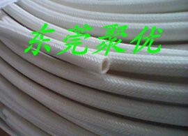 编织硅胶管 东莞硅胶编织管 内硅外纤套管